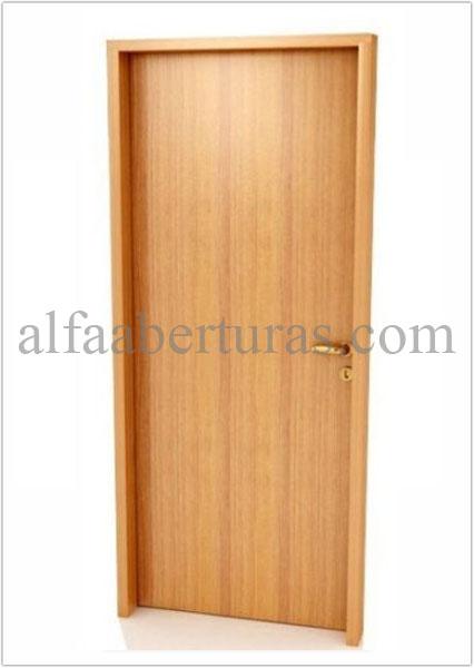 Alfa aberturas for Marco puerta madera